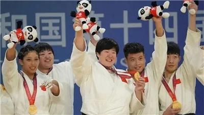 全運會柔道比賽收官 山東隊獲混合團體賽金牌