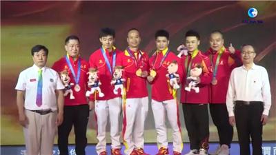 全球連線   奧運冠軍引領全民健身風潮