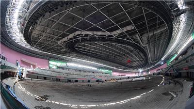 """""""可持續""""成為北京冬奧場館規劃建設工作重要話題"""