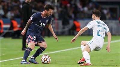 """歐冠:梅西打進巴黎處子球 """"大巴黎""""復仇曼城"""