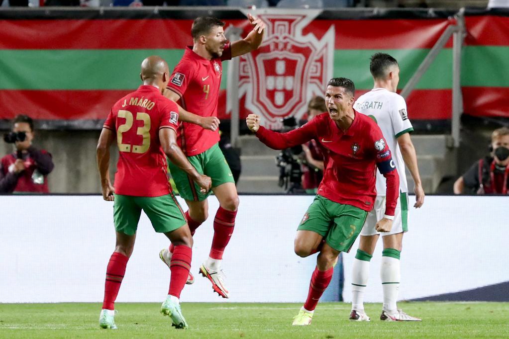 葡萄牙隊最新大名單C羅領銜費利什落選
