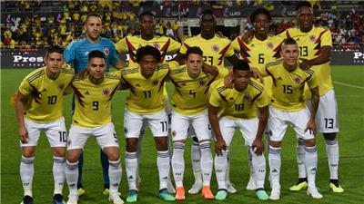 世預賽南美區第五輪:哥倫比亞主場逼平巴西
