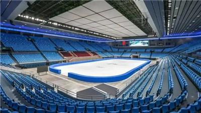 走近冬奧|首都體育館和五棵松體育中心將迎來測試賽和測試活動