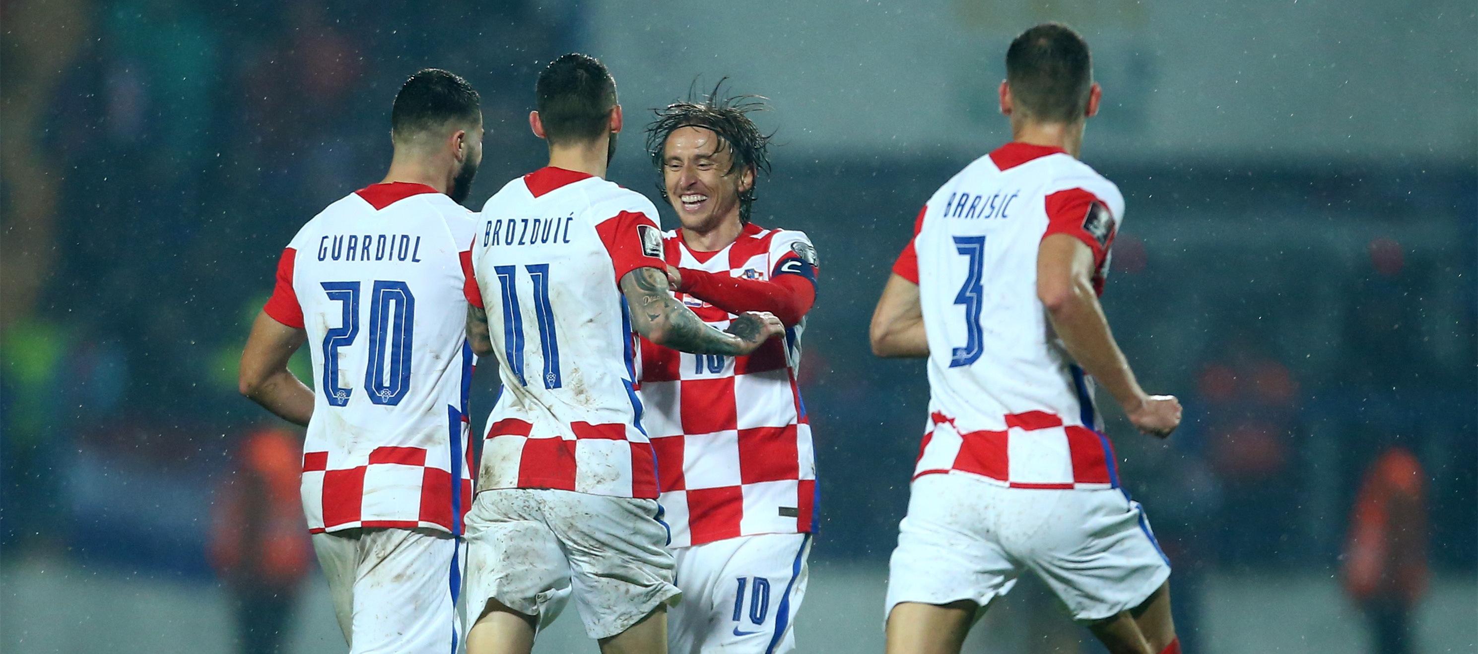 世預賽:克羅地亞平斯洛伐克
