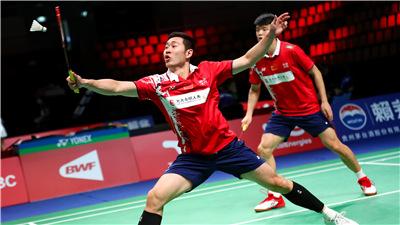 湯姆斯杯小組賽:中國隊勝荷蘭隊