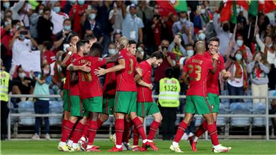 世預賽葡萄牙主場五球大勝盧森堡