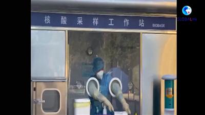 全球連線|北京冬奧會測試賽以防疫為先
