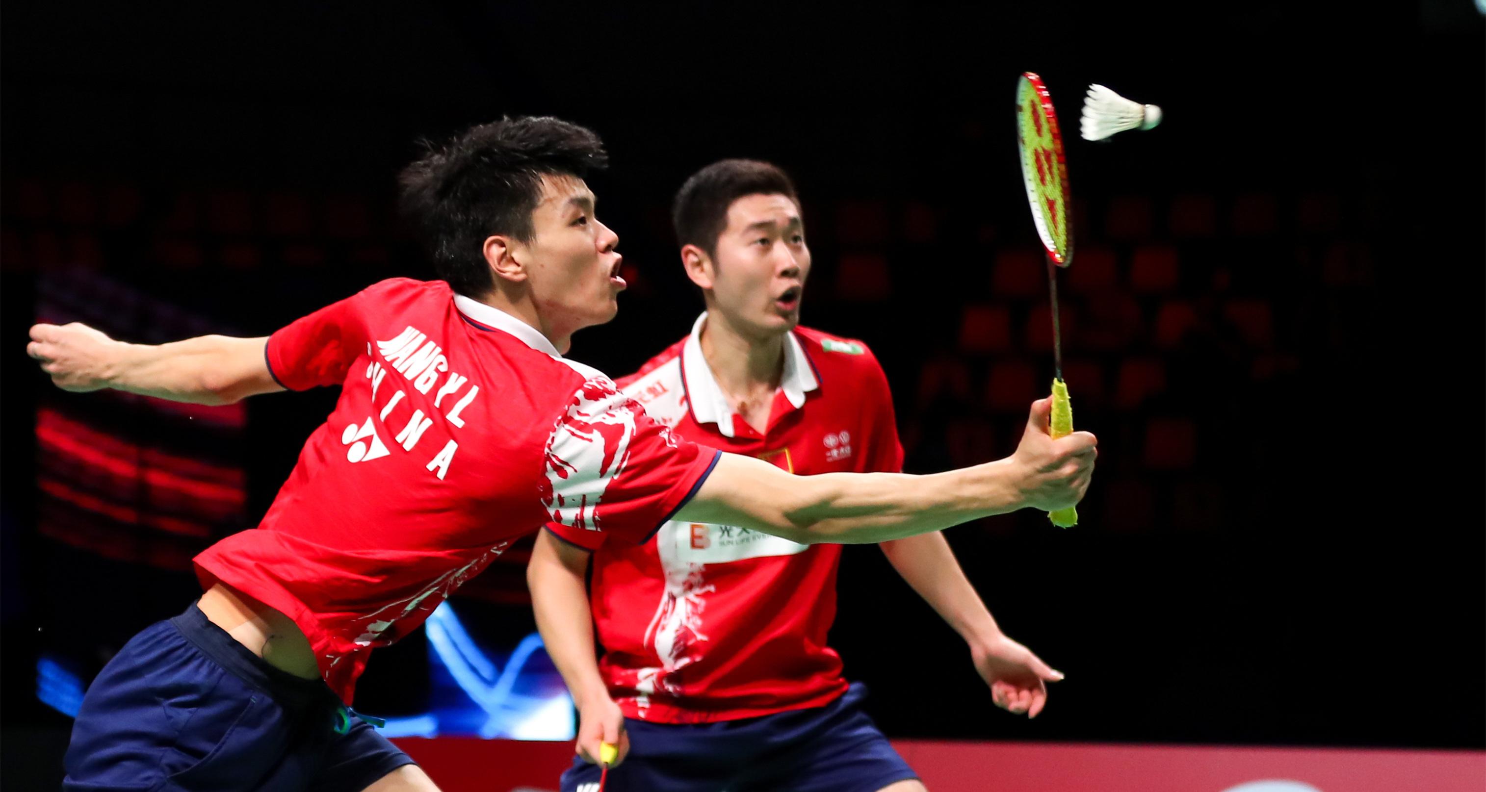 湯姆斯杯小組賽:中國隊勝印度隊