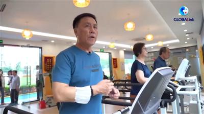 全球連線 滿滿高級感!50+才能進的智能健身房