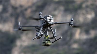 走近冬奧|北京延慶區舉辦服務冬奧無人機技能大賽