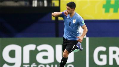 世預賽巴西隊大勝烏拉圭隊出線形勢大好
