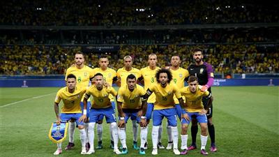 世預賽南美區綜合:巴西不敗領跑 阿根廷1球小勝