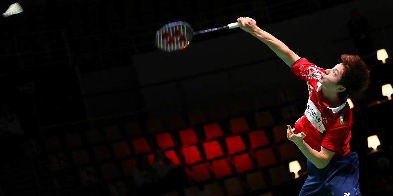 湯姆斯杯:中國隊晉級半決賽