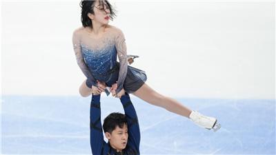 走近冬奧|花滑亞洲杯競賽落幕 隋韓重啟經典總分200+