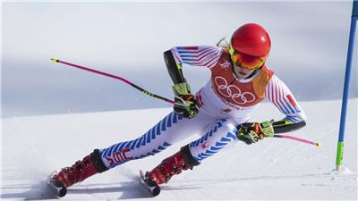 走近冬奧|美國奧運冠軍希弗林:希望參加北京冬奧會高山滑雪所有項目
