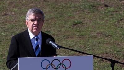 巴赫:對北京冬奧會的成功舉辦充滿信心