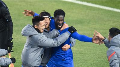 足協杯:上海申花2:0淘汰長春亞泰晉級八強