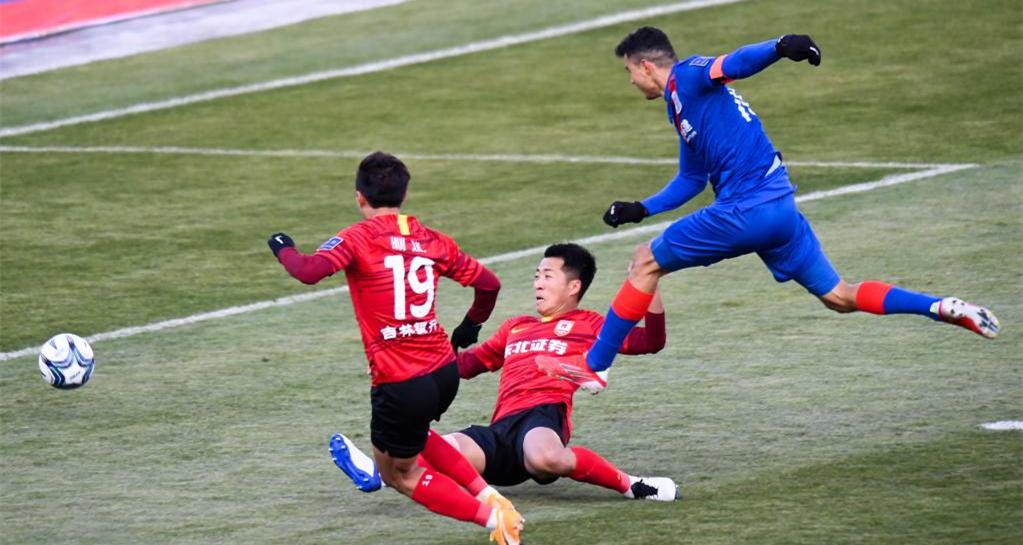 足協杯:上海申花勝長春亞泰
