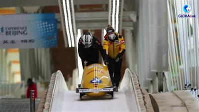 全球連線|(走近冬奧)雪車雪橇 速度與激情的對決!