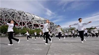 走近冬奧|中國花樣滑冰協會將推出全國第一套花樣滑冰廣播操