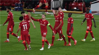 英超綜合:利物浦三球完勝 曼城勉強戰平